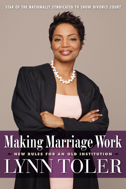 "Q&A About My New Book ""Making Marriage Work"""