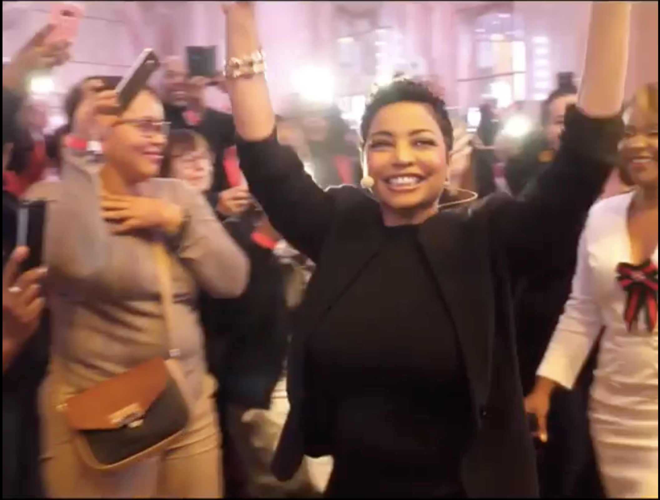 Judge Lynn Toler is Paris